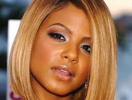 cute african american bob hairstyles side bangs for straight hair