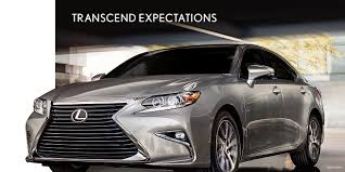 lexus 3 year service plan find out what the lexus es has to offer available today from