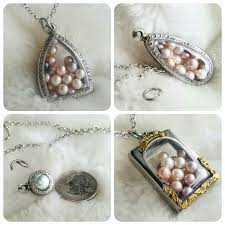 terrarium necklaces pearl cage for disney princess pick a pearls