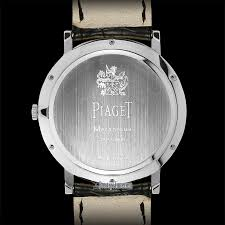 piaget altiplano g0a29112 piaget altiplano manual wind 38mm mens