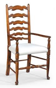 Childs Dining Chair Wonderful 18th C Childs Ladder Back Chair 1780 Dining Room