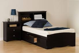 Twin White Bedroom Set - bedroom luxury pc sonoma black twin xl storage platform bedroom