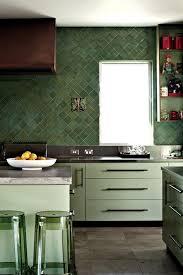 Best Backsplash Images On Pinterest Backsplash Ideas Tile - Green kitchen tile backsplash