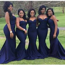 navy bridesmaid dresses 2017 plus size mermaid bridesmaid dresses navy blue