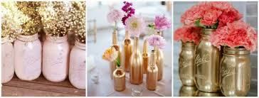 Tin Can Table Decorations 55 Recycled Wedding Ideas For An Unforgettable Celebration U2013 Fresh