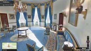 The White House Interior The White House Walkthrough Usa Youtube