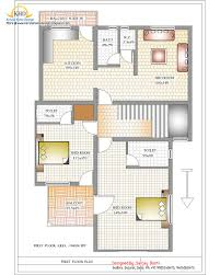 480 square feet house plans indian style bedroom duplex india plan and bright sq