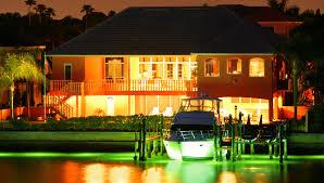 Underwater Landscape Lighting by Oceanscapes In Orlando Fl