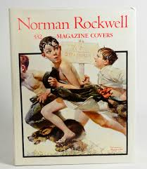 norman rockwell 332 magazine covers artabras large hardcover