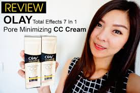 Krim Olay Total Effect review olay total effects 7 in 1 pore minimizing cc