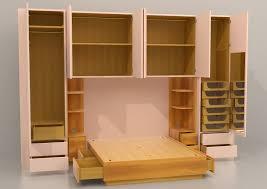 Overbed Fitted Wardrobes Bedroom Furniture Bedroom Furniture Wardrobe Bed Bed Cabinet Bedroom Storage Shelf