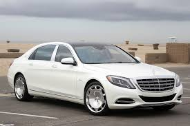 maybach mercedes 2015 mercedes benz maybach s prices reviews and new model information