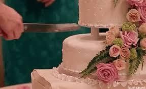 wedding cake gif kurtsaunt find make gfycat gifs