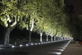 Led Landscaping Lighting Outdoor Illumination 9w Ip68 Multi Color Led Landscape Light Led