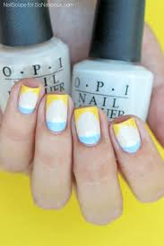 easy nail art tutorial cyprus inspired