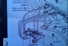 3vze vacuum line diagram for engine vze 1994 toyota vacuum diagram