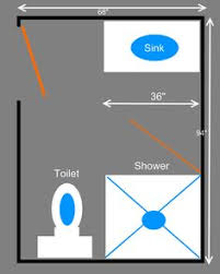 Floor Plans For Small Bathrooms Small Bathroom Plans Small Bathroom Floor Plans A Space 6x7 Ft