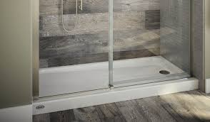 primo end drain shower base jacuzzi baths a technology first