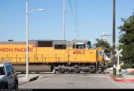 railpictures net photo up 4862 union pacific emd sd70m at