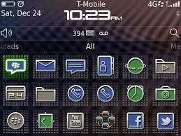 themes mobile black berry blackberry porsche p 9981 theme extracted download for your bold