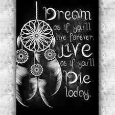 galaxy dreams catcher quote a is a wish your