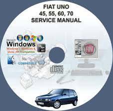 fiat uno 45 55 60 70 1 1 and 1 4 service and repair manual on