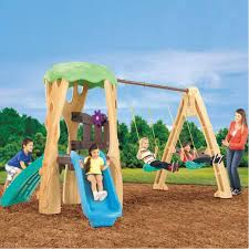 Backyard Swing Sets Canada Treehouse Swing Set Best Educational Infant Toys Stores Singapore