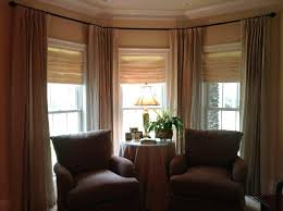 Drapery Designs For Bay Windows Ideas Bay Window Drapes Large Size Of Decorate For Bay Windows Drapes