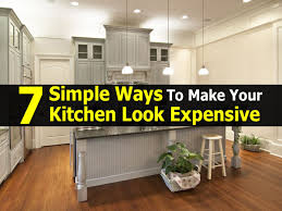 Jessica Cumberbatch Anderson 7 Simple Ways To Make Your Kitchen Look Expensive