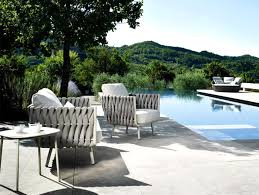 Outdoor Furniture Design Fabric Outdoor Furniture By Monica Armani Interiorzine