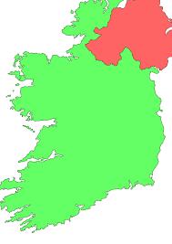 World Map Simple Vector by Ireland Contour Map Clip Art At Clker Com Vector Clip Art Online
