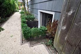 window well ideas basement contemporary with basement windows