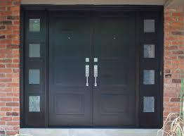 wonderful modern single front doors contemporary door handles