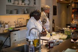 low country cooking with valerie erwin of geechee rice cafe