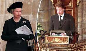 lady charlotte diana spencer princess diana funeral queen did not clap earl spencer s eulogy