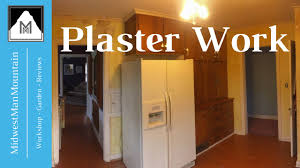 Kitchen Wallpaper by Kitchen Wallpaper Removal U0026 Plastering Youtube