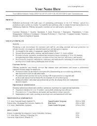 Pilot Sample Resume Lofty Idea by Sample Military To Civilian Resume Military To Civilian Resume