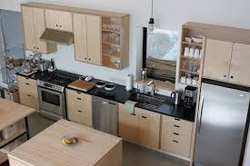 interior awesome kitchen design interior with brown color