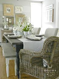 spring decor milkglass centerpiece farmhouse dining room rooms