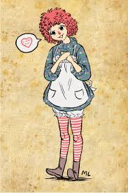 raggedy ann by momentaifey on deviantart