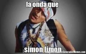 Simon Meme - la onda que simon limon meme de no se quiera pasar de verga