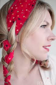 polka dot hair 30 braids in 30 days day 23 hair