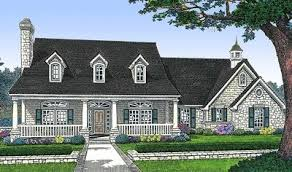 house plans country style three bedroom house plan country style 48153fm architectural