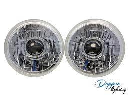 hid lights for classic cars dapper lighting 7 chrome classic