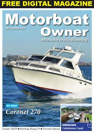 motorboat owner december 2015 by digital marine media ltd issuu
