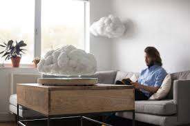 this magical floating cloud speaker is what dreams are made of