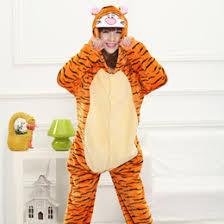 Kigurumi Halloween Costume Discount Tigger Halloween Costumes 2017 Tigger