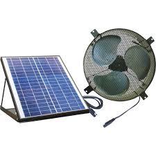 solar powered ventilation fans northern tool equipment