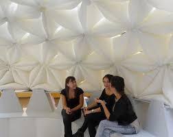 fh frankfurt architektur textiler leichtbau der zukunft neue verbundmaterialien in der