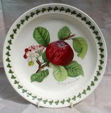 Portmeirion The Botanic Garden by British Portmeirion Pottery Dessert Plates Ebay